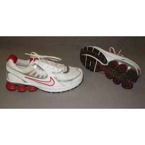 Nike Shox Qualify Big Girls Youth Running Shoes